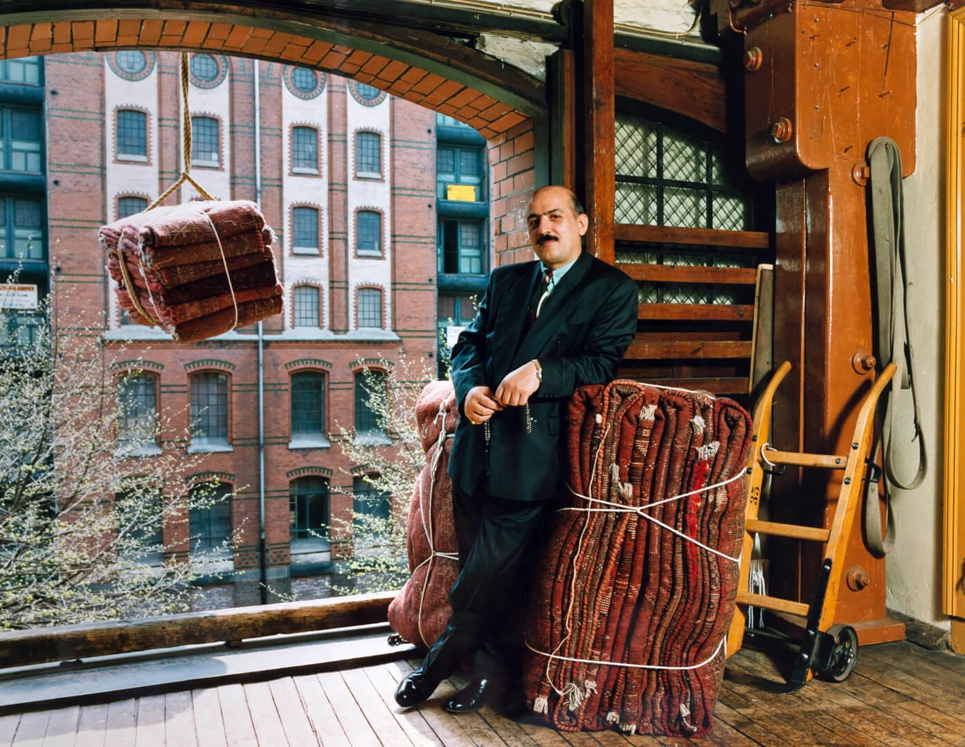 Teppichhändler  GARP Agentur Hamburg | Hamburg - zweite Heimat, Fotos von Gerald ...