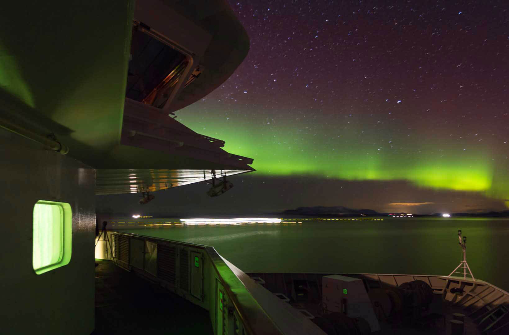 Hurtigruten, Norwegen