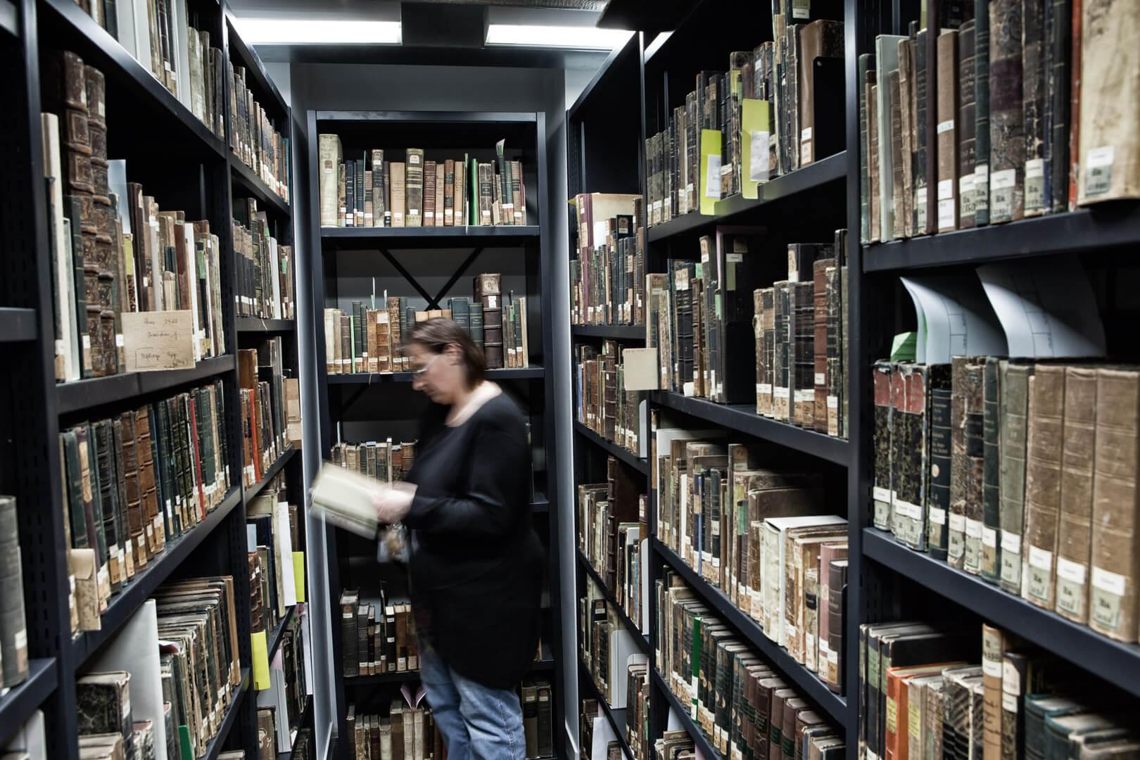 Privatbibliothek Grimm, Berlin