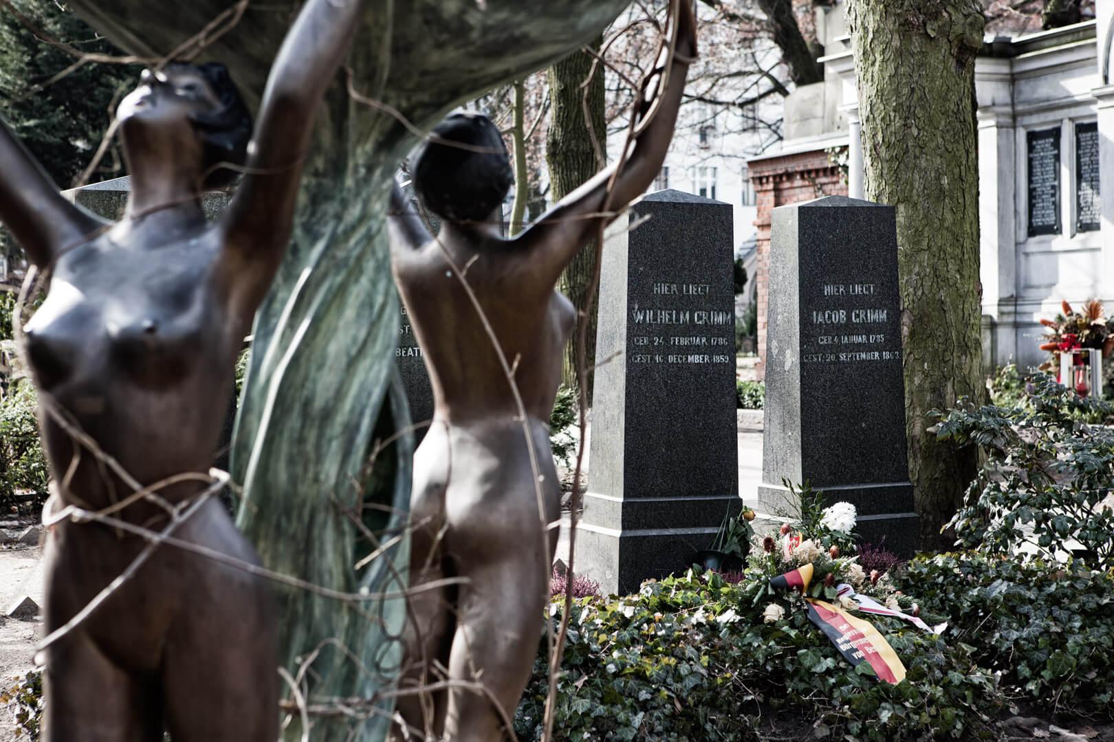 Matthäus Friedhof, Berlin