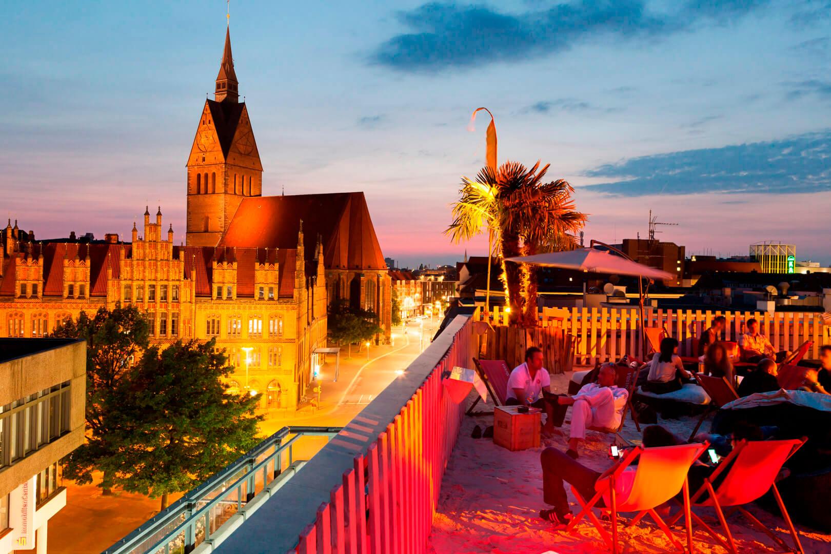 Beachclub, Hannover