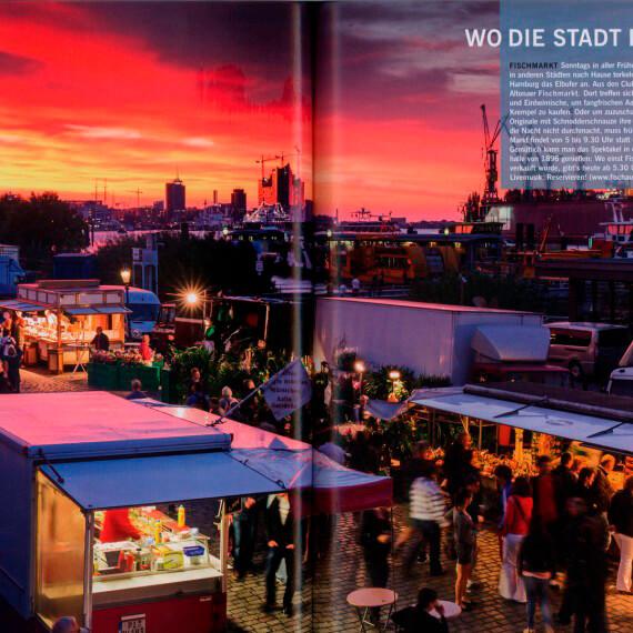 Merian Magazin Hamburg, Hamburger Fischmarkt