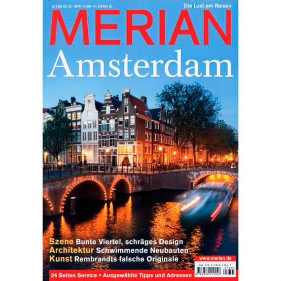 Merian Magazin Amsterdam, Titel