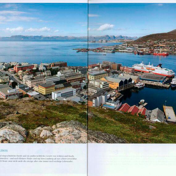 Dumont Bildatlas Hurtigruten, Hammerfest