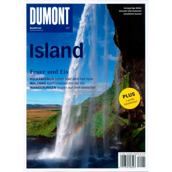 Dumont Bildatlas Island, Fotoproduktion