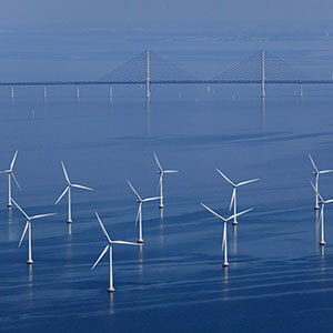 Offshore Windpark Lillgrund