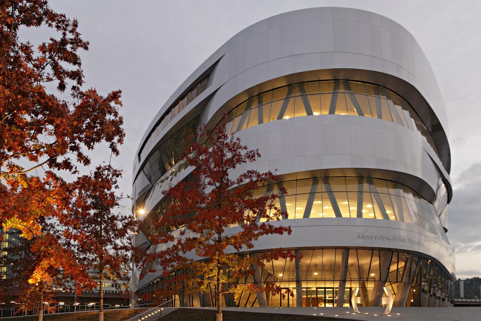 Mercedes Benz Museum, Stuttgart