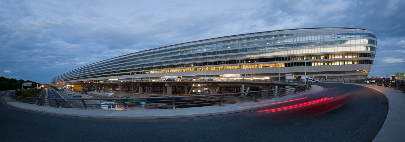 Squaire Building, Frankfurt Flughafen
